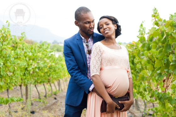 Linda and Prosper's Maternity Shoot in March 2016-10