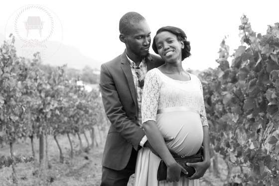Linda and Prosper's Maternity Shoot in March 2016-11