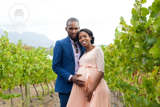 Linda and Prosper's Maternity Shoot in March 2016-6