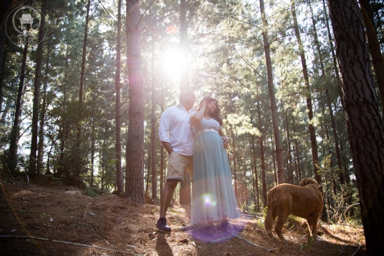 Jill and Riaan's Maternity Shoot-87